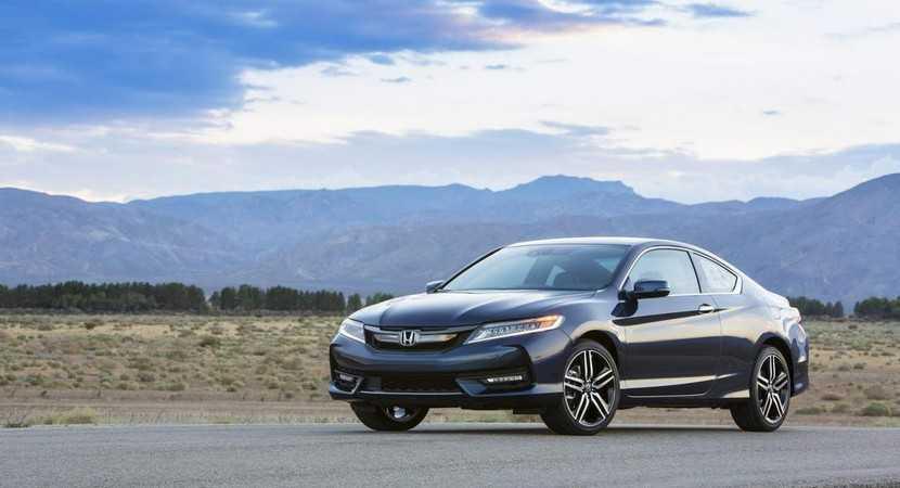 Honda Accord Coupé 2016, nuevo estilo para el coupé americano