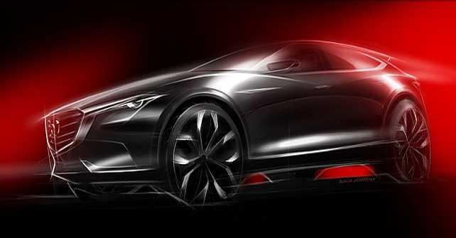 Mazda Koeru, un nuevo crossover que Mazda presentará en Frankfurt