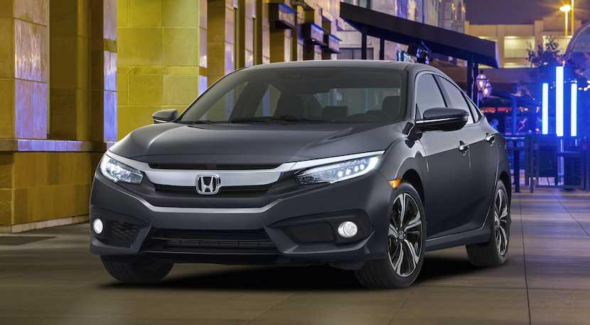 Honda Civic Sedan 2016: llega a Estados Unidos con un motor turbo