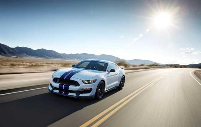 Nuevo Shelby V8 con el motor aspirado más potente de la historia de Ford