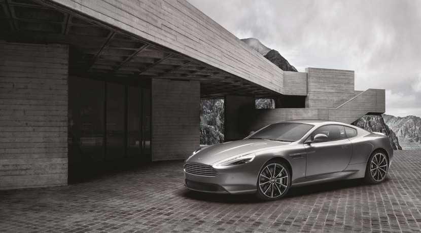 Aston Martin DB9 GT Bond Edition, 150 afortunados podrán ser el agente 007