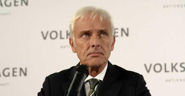 Volkswagen nombra al presidente de Porsche nuevo jefe de todo el grupo