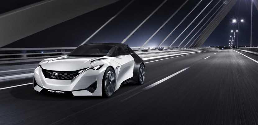 El Peugeot Fractal ya es oficial