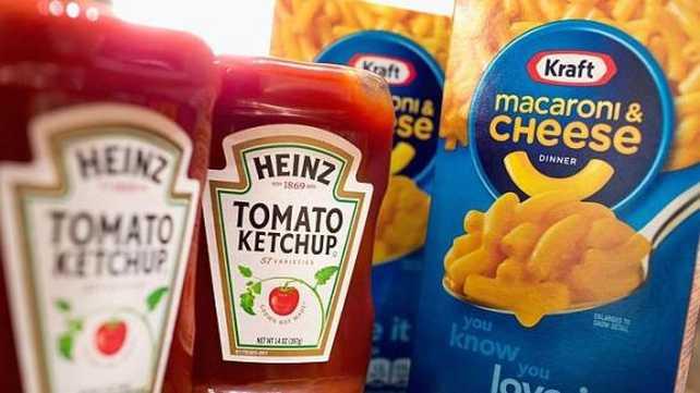 Kraft Heinz pierde 168 millones en el primer trimestre tras su fusión