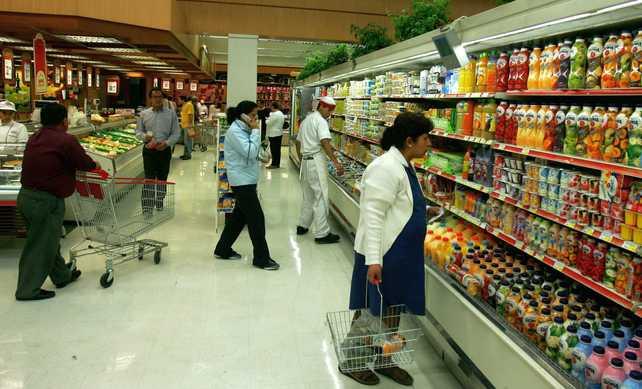 Consumo en los supermercados muestra recuperación