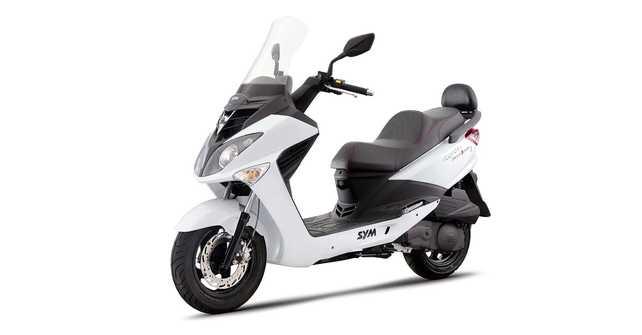 Motomel presenta el scooter Sym Joyride 200i EVO
