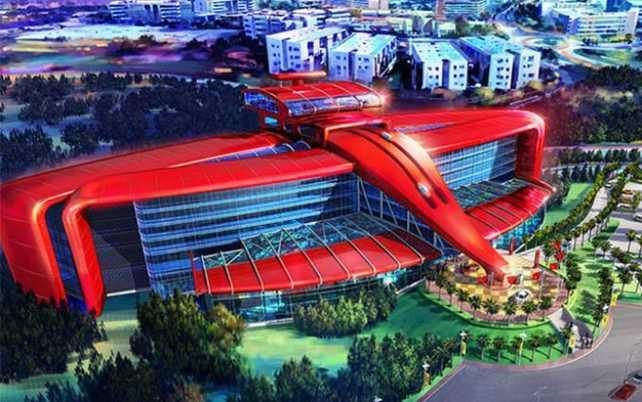 Ferrari Land abrirá junto a PortAventura en el 2017