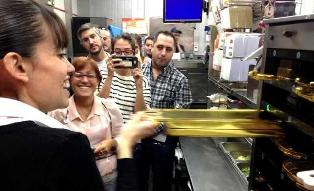 Más de 150.000 clientes ya visitaron las cocinas de McDonald's por dentro en el país