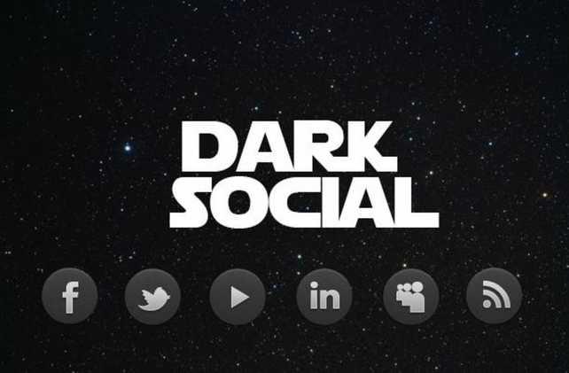 """El """"dark social"""" ya es un problema para las marcas y lo será todavía más en el futuro"""