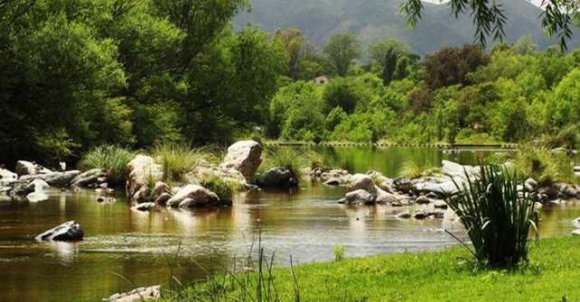 Los Reartes, una comunidad para descansar en los valles serranos cordobeses