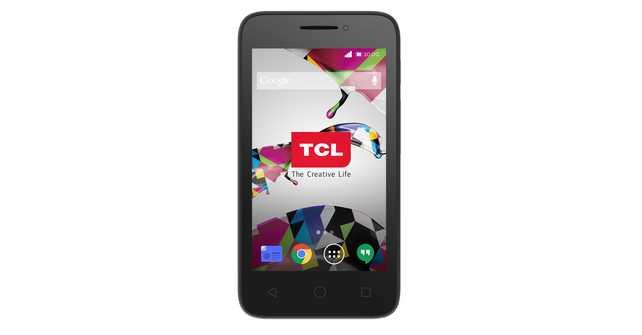 TCL lanza el Smartphone E400
