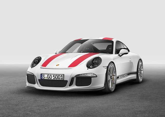Nuevo Porsche 911 R: un lobo con piel de cordero