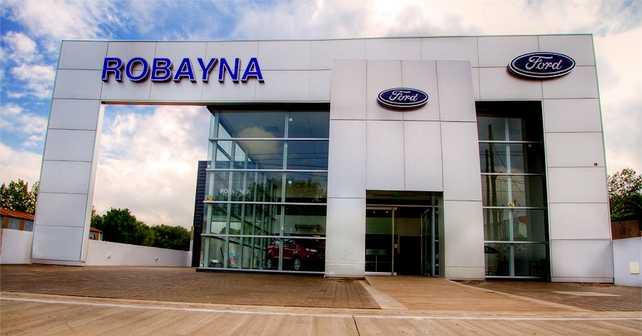 Ford inaugura sucursal de Robayna en Nordelta