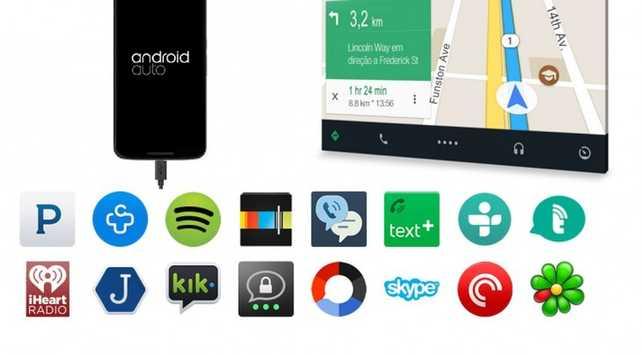 Android Auto ya disponible en Argentina, Chile, Colombia y 15 países más