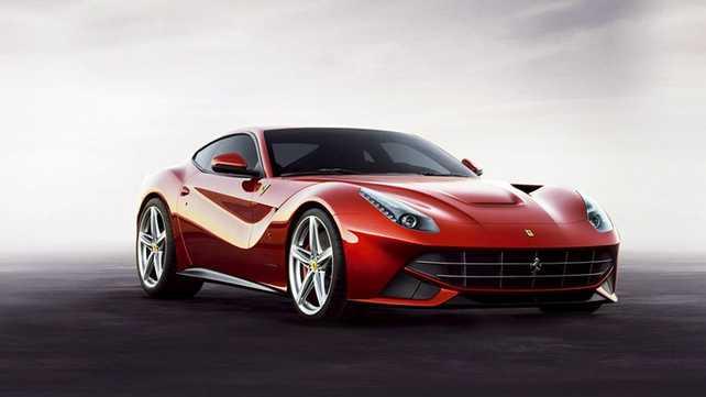 El sustituto del Ferrari F12berlinetta estaría en camino