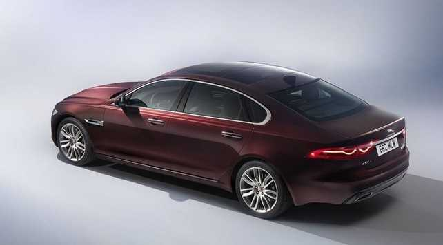 Jaguar XFL, la alternativa británica a las berlinas de batalla larga