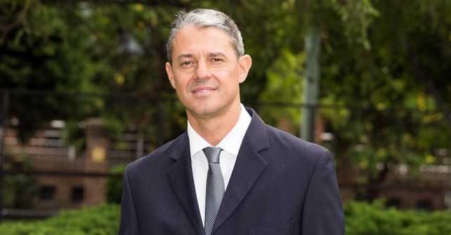 Diego Calegari es el CIO de IBM Argentina