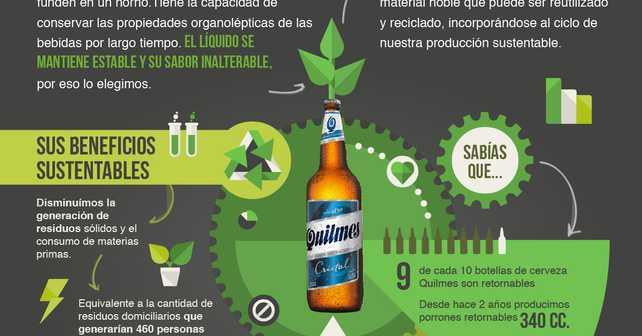 Cervecería y Maltería Quilmes apuesta a desarrollar la Economía Circular a través de sus envases retornables