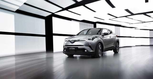 Toyota C-HR: la nueva apuesta en el segmento de los crossover de tamaño medio