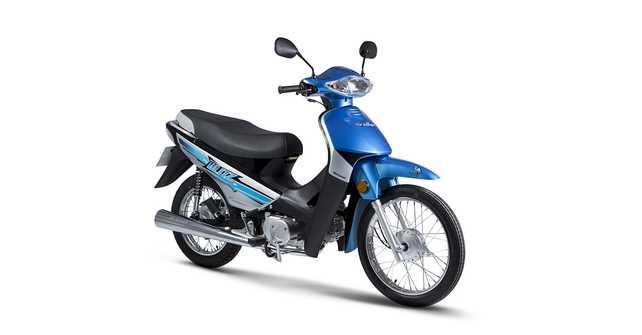 Nueva Motomel Blitz V8, la moto más vendida del país, ahora renovada