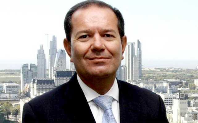 João Pecego, presidente del Banco Patagonia por el Banco do Brasil, ahora buscando comprador.