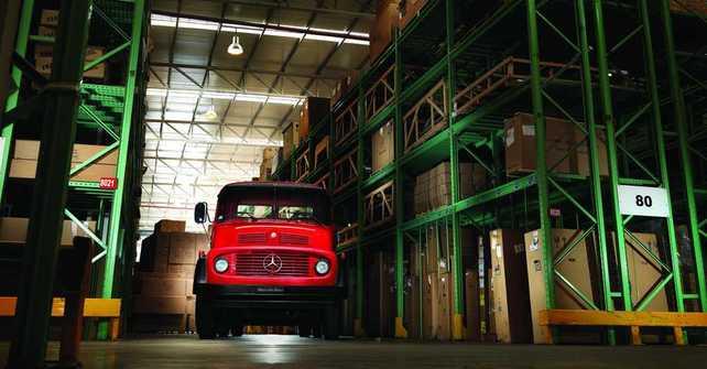 Mercedes-Benz, 65 años en Argentina, una gran historia, todo un camino por delante