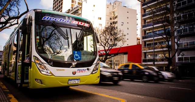 Volvo, pionero en el transporte urbano sustentable