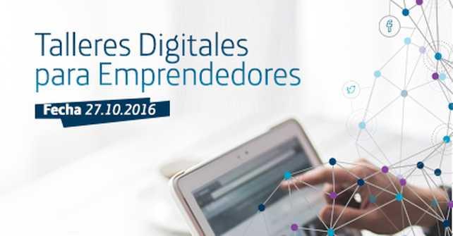 """Movistar lanza """"Talleres Digitales para Emprendedores"""""""
