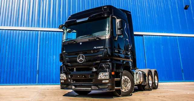 Mercedes-Benz reafirma su liderazgo en el segmento de vehículos comerciales