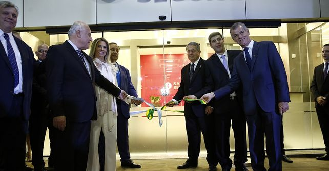Sancor Seguros inauguró el nuevo edificio de su sede en Brasil