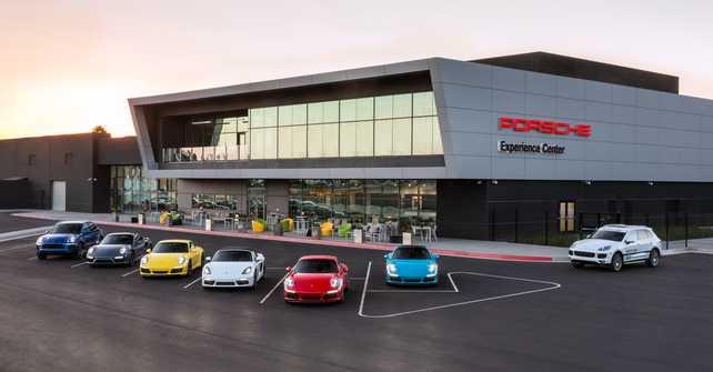 Porsche abre nuevo Centro de Experiencia en Los Angeles