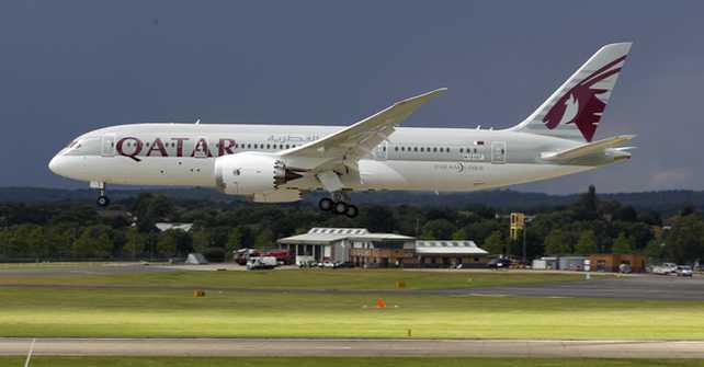 Qatar Airways compra 10% en LATAM Airlines Group