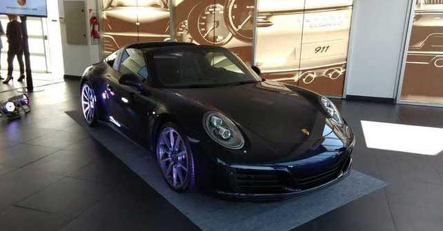 El nuevo Porsche 911 ya disponible en Argentina