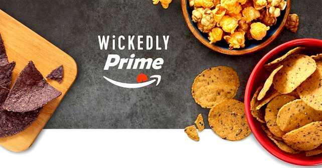 Así es Wickedly Prime, la nueva marca de productos alimenticios de Amazon