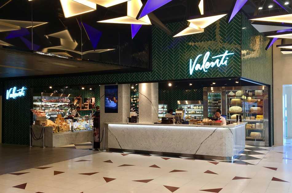 Alcorta Shopping anuncia la apertura Valenti