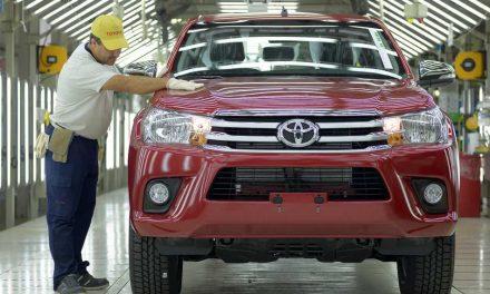 Toyota Argentina reafirma su crecimiento en el país con récord de producción y ventas