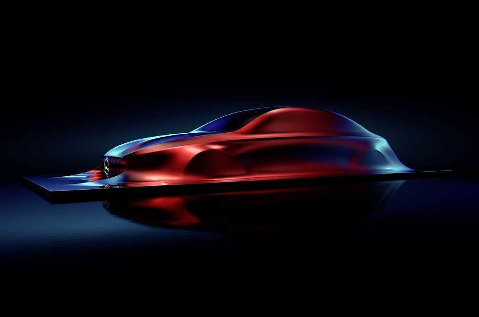 Mercedes-Benz avanza el futuro de su línea de diseño
