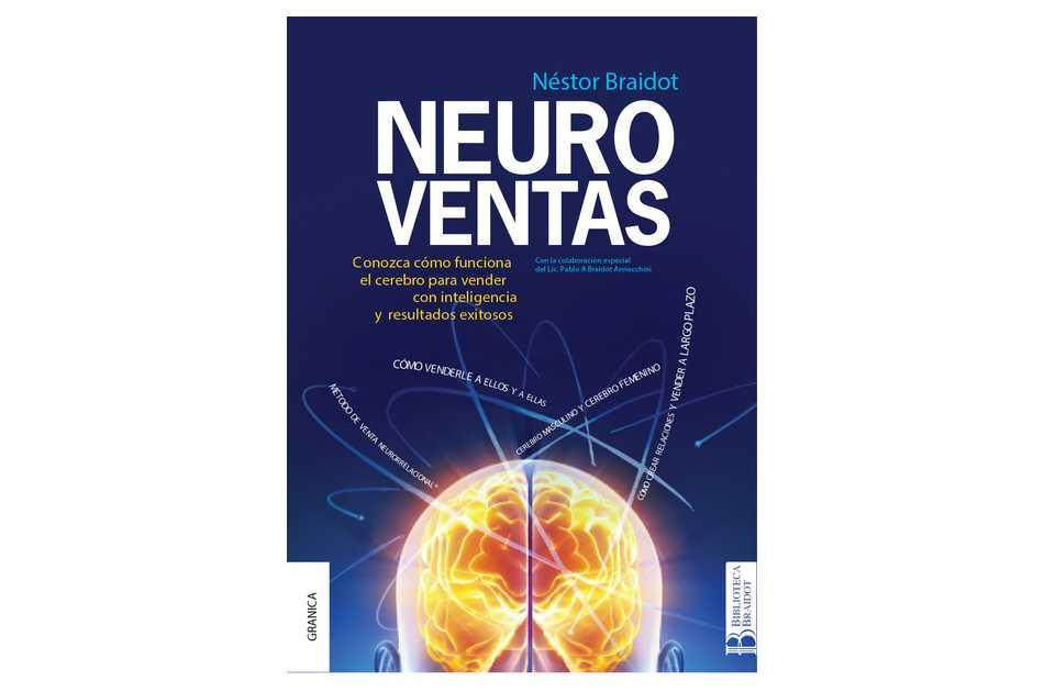 """Néstor Braidot presenta su libro """"Neuroventas"""""""