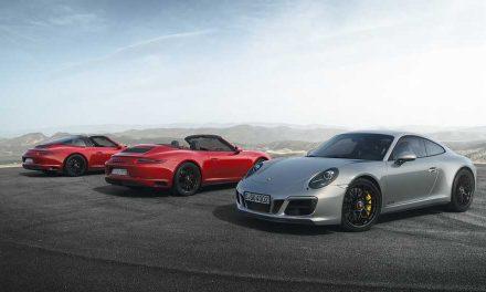 Nuevos modelos Porsche 911 GTS: dinámicos, confortables y eficientes