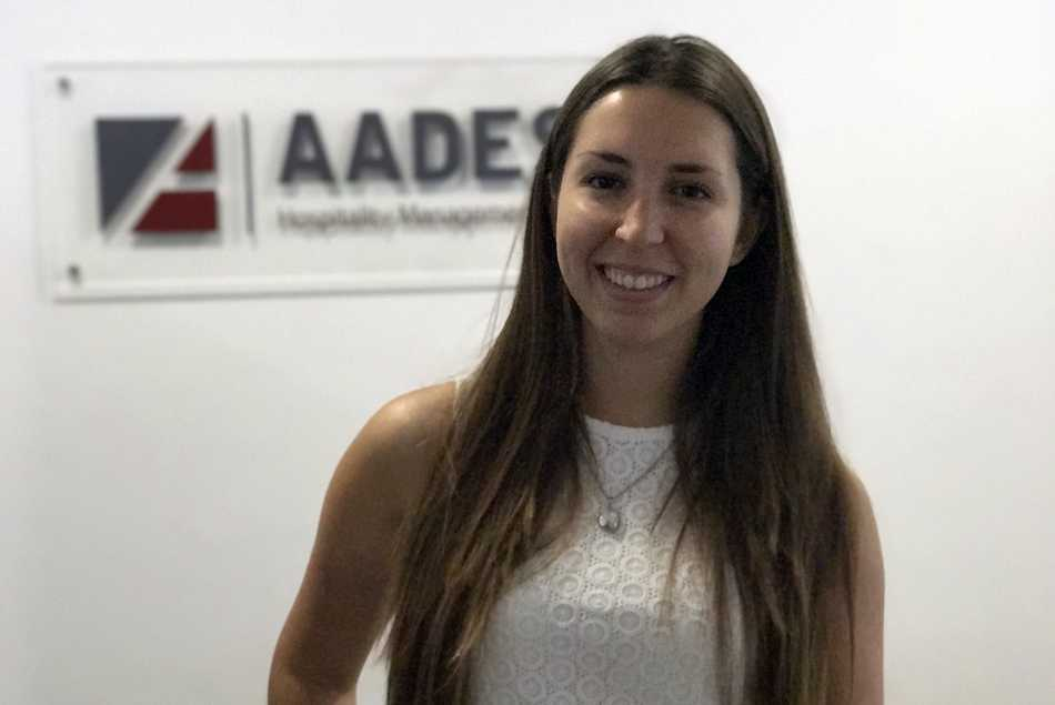 Nueva Responsable de Ventas Tour & Travel en AADESA
