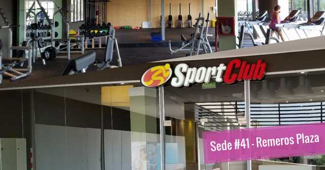 Nueva sede de SportClub