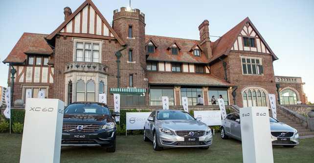 Se realizó el Volvo Golf Tour en Mar del Plata