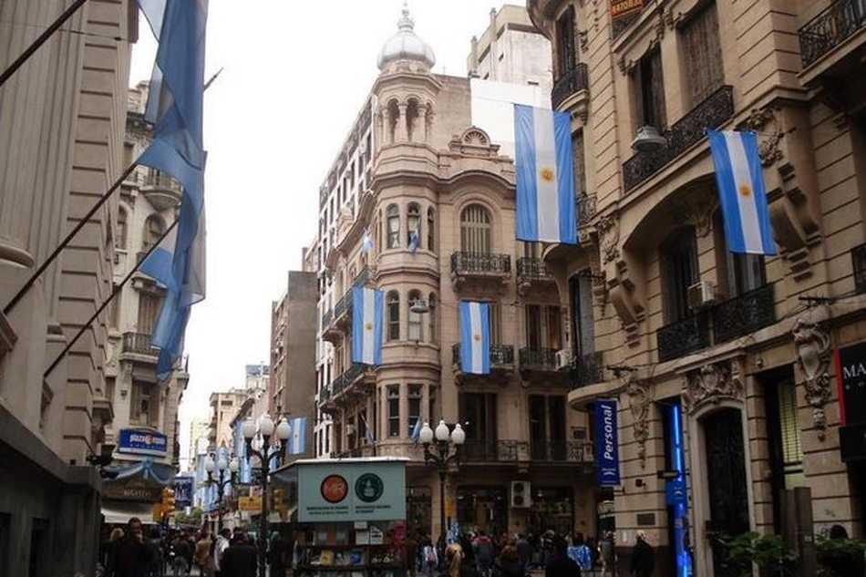 Centros comerciales a cielo abierto, un éxito en Rosario