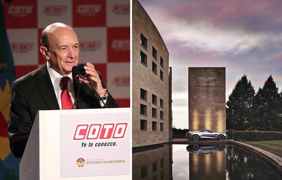 Alfredo Coto construye en Miami un edificio para usuarios de Aston Martin