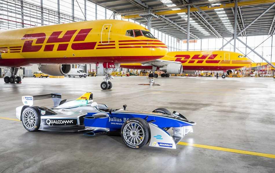 DHL trae la Fórmula E a Buenos Aires