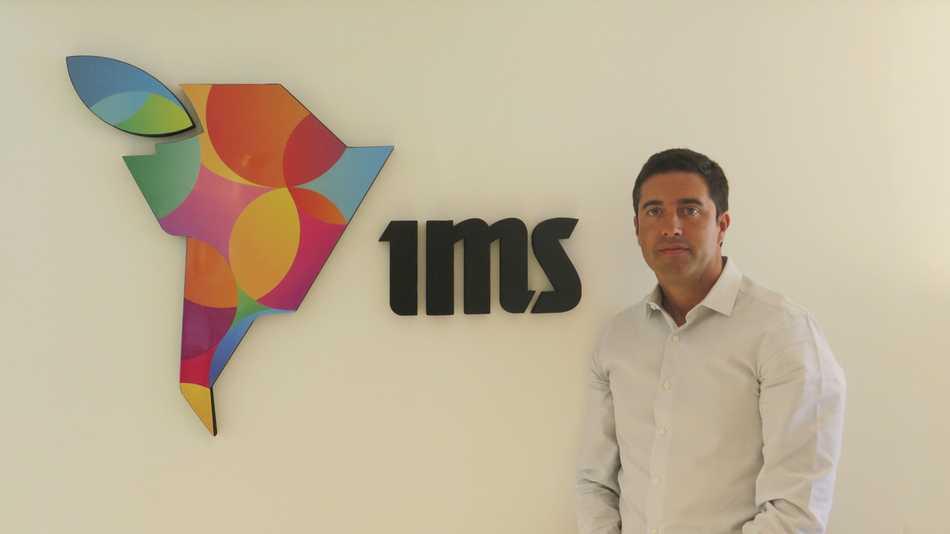 IMS incorpora a Facundo Guzmán como Country Manager de Argentina