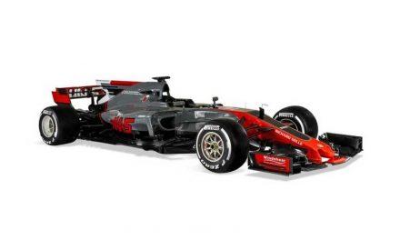 Revelado el segundo Fórmula 1 de Haas: VF-17