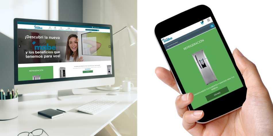 Mabe Argentina lanza su Tienda online