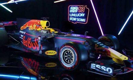 La esperanza de Red Bull para ganar el título: RB13