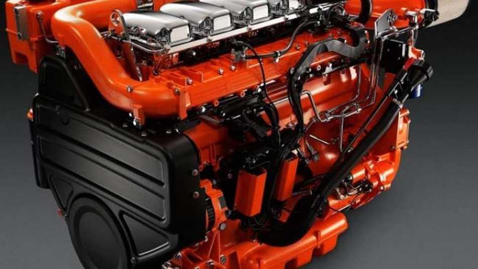 Scania presenta su linea de motores marinos en los puertos Rawson y Mar del Plata
